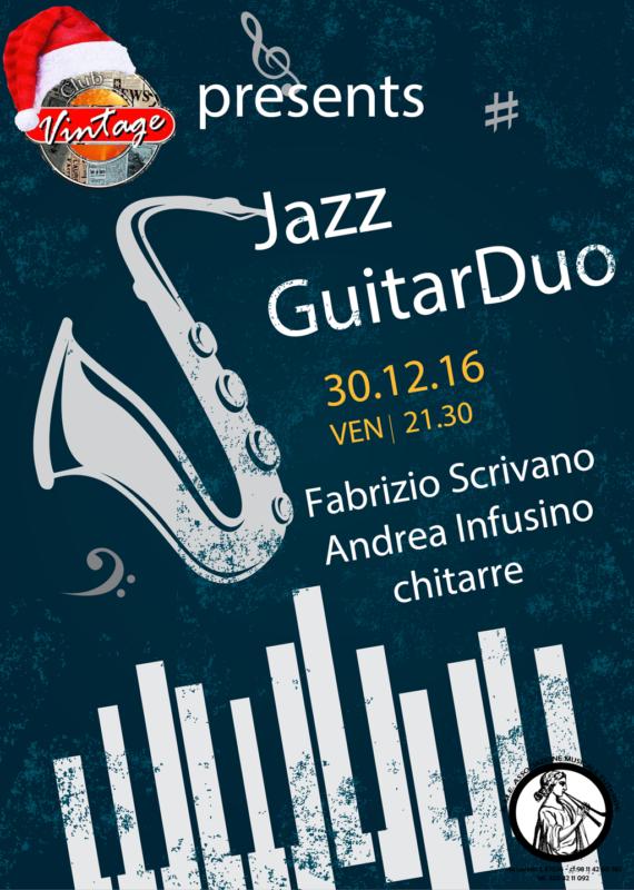 Concerto Andrea Infusino e Fabrizio Scrivano