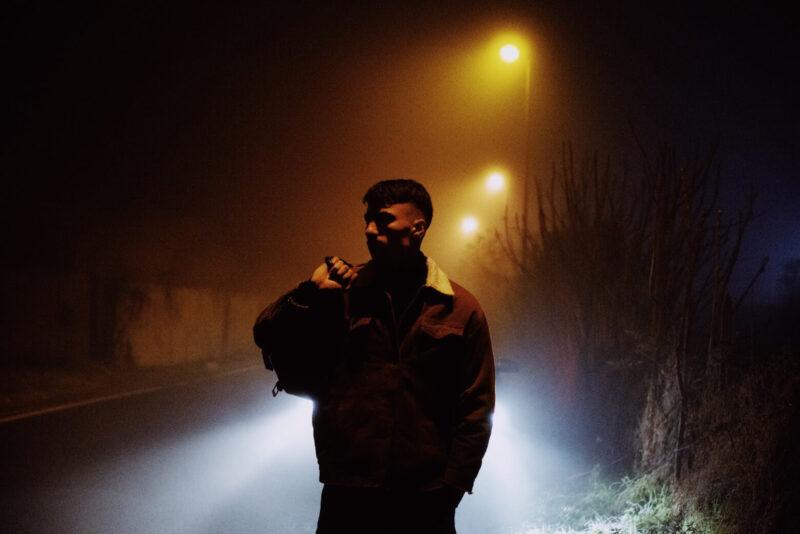 Masa Squiat il talento del rap da Torino